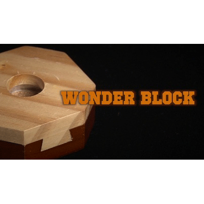 Wonder Block - by King of Magic - Trick