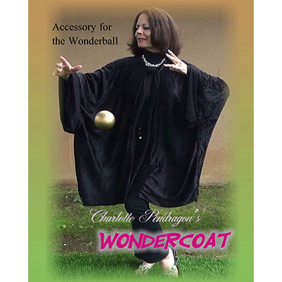Wonder Coat - Charlotte Pendragon