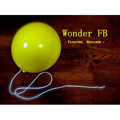 Wonder Floating Balloon by RYOTA - Trick
