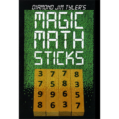 Magic Math Sticks (Wooden)