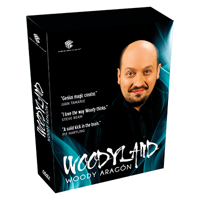 Woodyland (4 DVD Set) - Woody Aragon & Luis De Matos