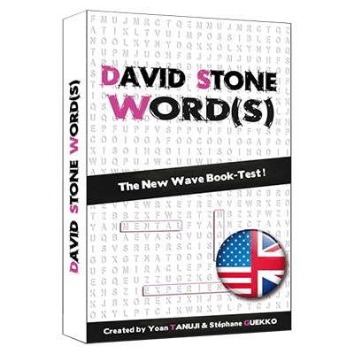David Stone's Words (English Version) by So Magic