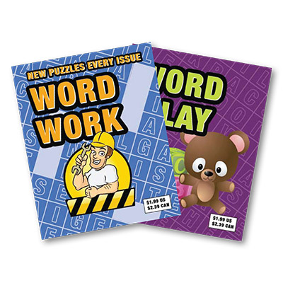 Word Work by Larry Becker and Lee Earle - Trick