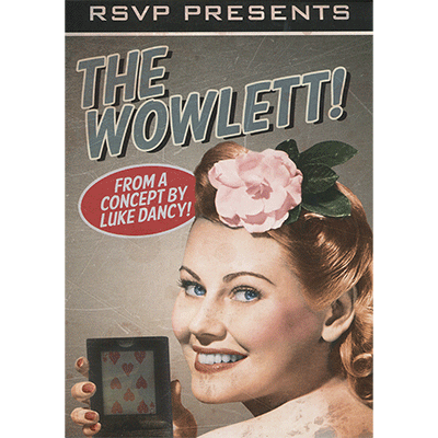 Wowlett (No Gimmick) - RSVP Magic
