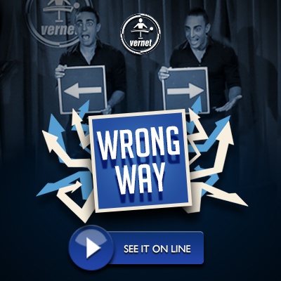 Wrong Way trick