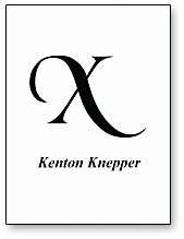 X by book Kenton Knepper - Book