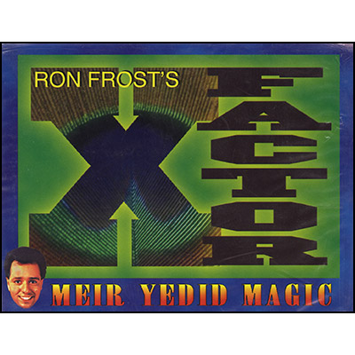 X-Factor by Ron Frost and Meir Yedid Magic - Trick