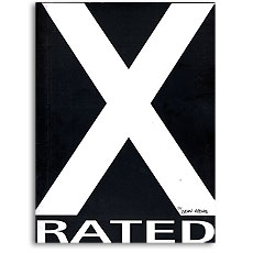 X-Rated by Sean Fields - Book