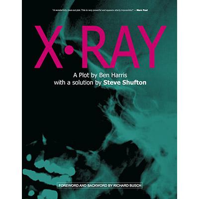X-Ray - Ben Harris & Steve Shufton - Libro de Magia