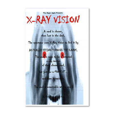 X-Ray Vision by Jeff Ezell and Updated by Brent Geris - Trick