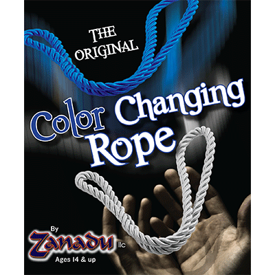 Amazing Color Changing Rope - Zanadu