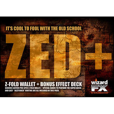 Zed Wallet - World Magic Shop