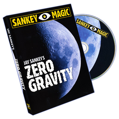 Zero Gravity (Gimmick and DVD) by Jay Sankey - Trick