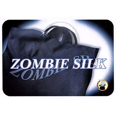 Zombie Silk (Black) by Di Fatta - Trick