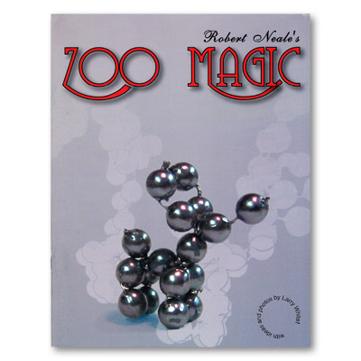 Zoo Magic by Robert Neale - Book