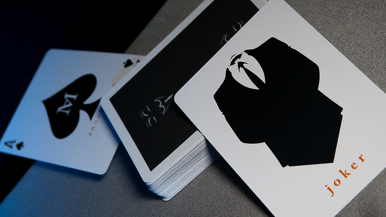 Magicians anonymous playing cards by us playing cards murphys magicians anonymous playing cards by us playing cards murphys magic supplies inc wholesale magic magicingreecefo Choice Image