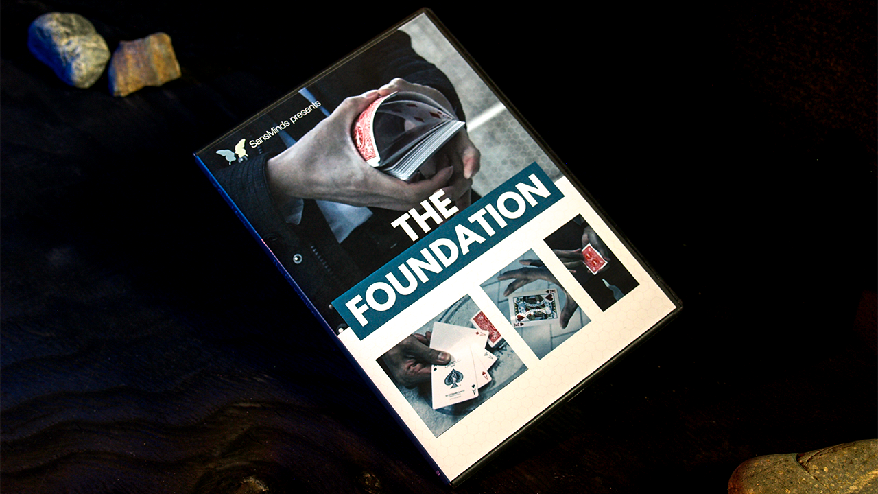 The Foundation by SansMinds