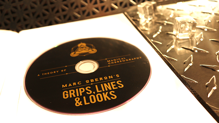 Grips, Lines and Looks (DVD & Book)