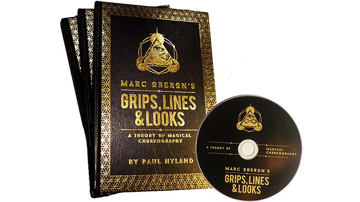 Grips Lines and Looks (DVD & Book) by Marc Oberon