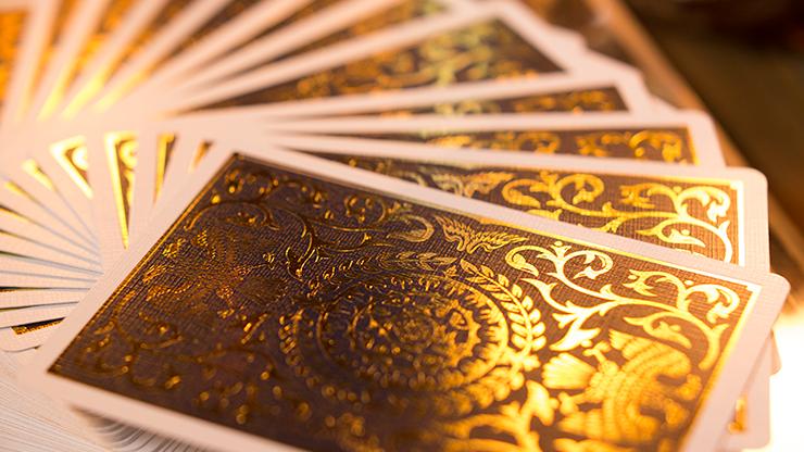 Regalia Playing Cards by Shin Lim   RunIt Decks