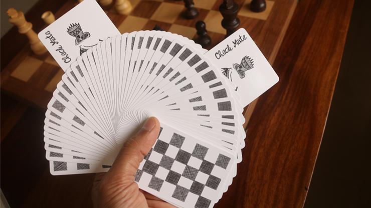 Carti de joc Chess Club Limited Edition