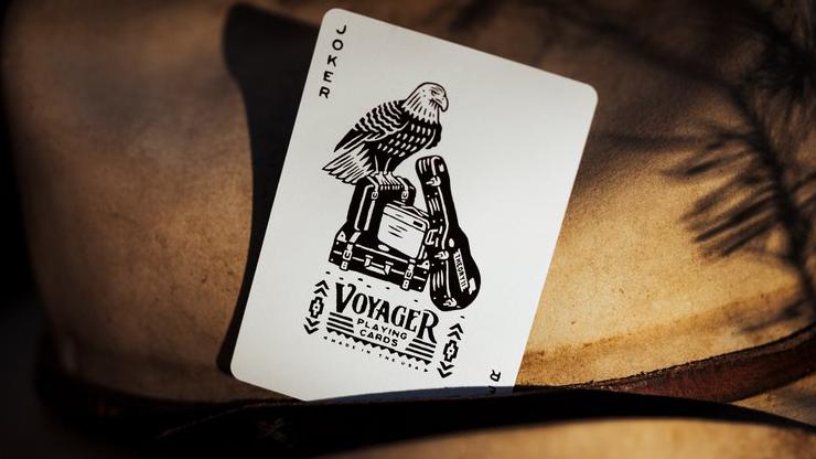 Carti de joc Voyager