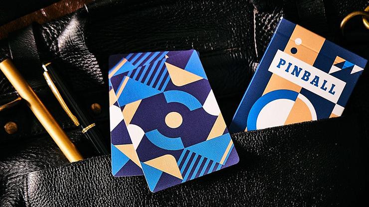 Carti de joc Poker Pinball
