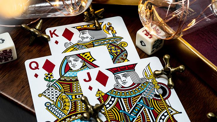 Carti de joc No.13 Table Players Vol. 1