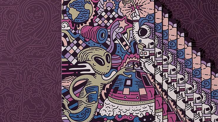 Carti de joc The Harmony Collection (Space)