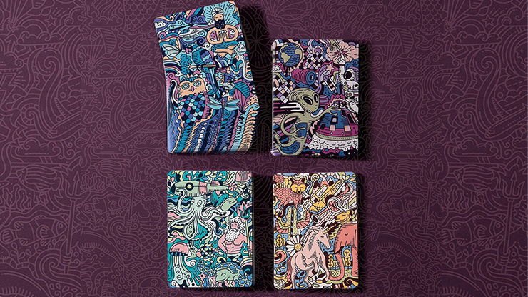 Carti de joc The Harmony Collection (Air)