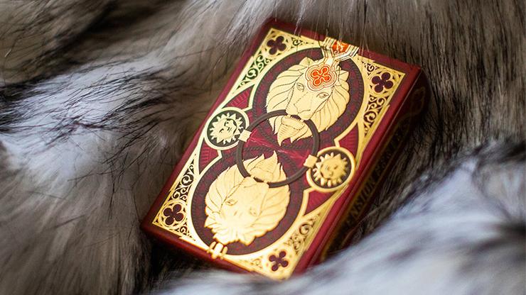 Carti de joc Ascension (Lion)