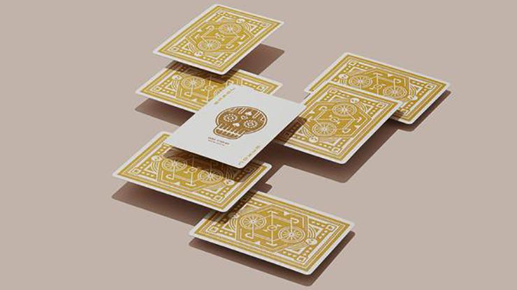 Carti de joc DKNG (Yellow Wheel)