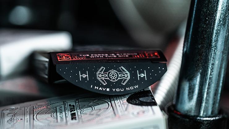 Carti de joc Star Wars Dark Side Silver Edition (Graphite Grey)