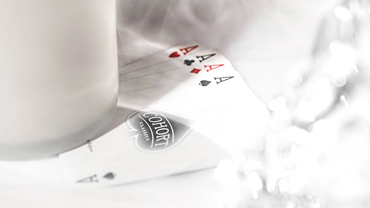 Carti de joc Ghost Cohorts (Luxury-pressed E7)