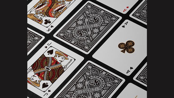Carti de joc Drifters (Black)