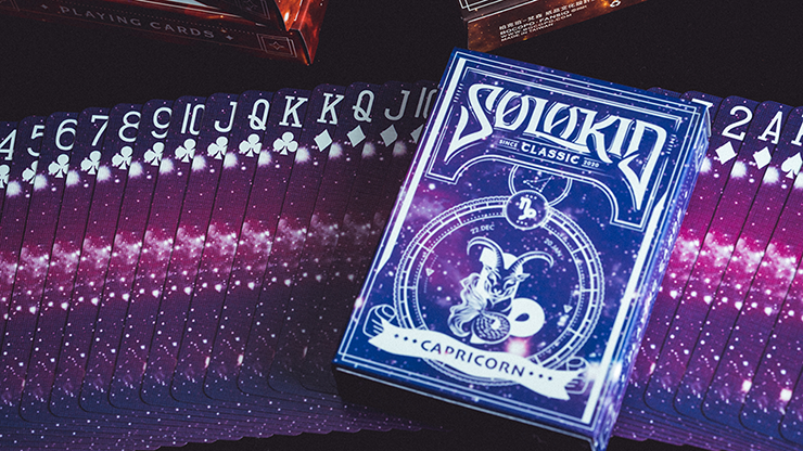 Carti de joc Solokid Constellation Series V2 (Capricorn)