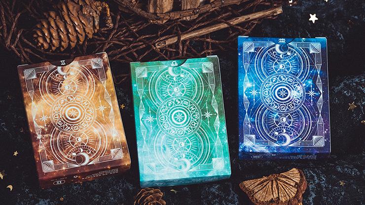 Carti de joc Solokid Constellation Series V2 (Gemini)