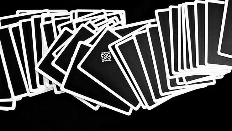 Carti de joc Rounders (Black)