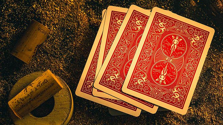 Carti de joc Bicycle Red Legacy Masters