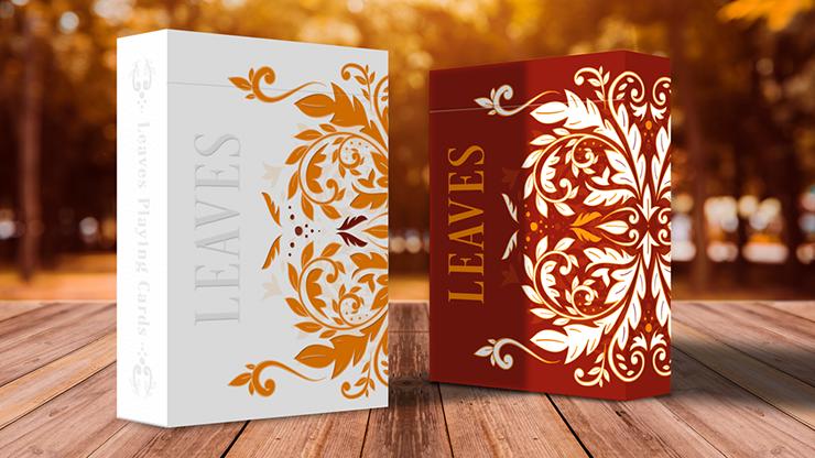Carti de joc Leaves Autumn