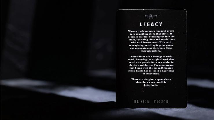 Carti de joc Black Tiger Legacy V2