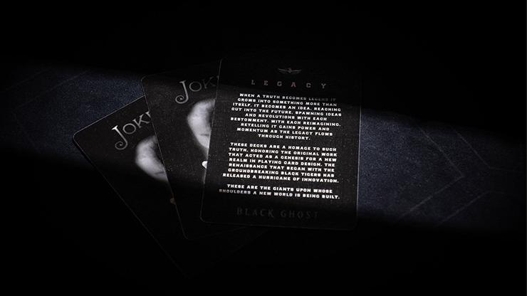 Carti de joc Black Ghost Legacy V2