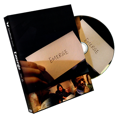 Emerge (Prop and DVD) by G and SansMinds - Tricks