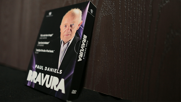 Bravura by Paul Daniels and Luis de Matos - DVD