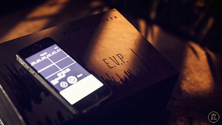 EVP by Alan Rorrison - Trick