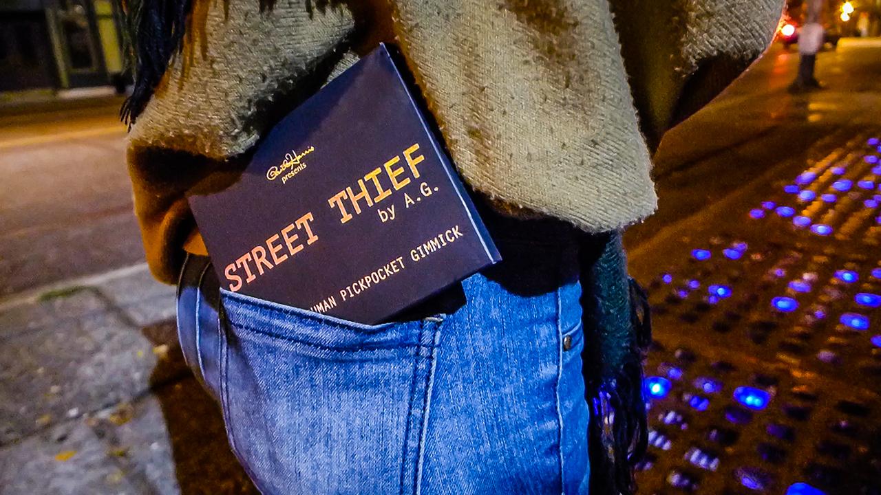 Paul Harris Presents Street Thief... MagicWorld Magic Shop