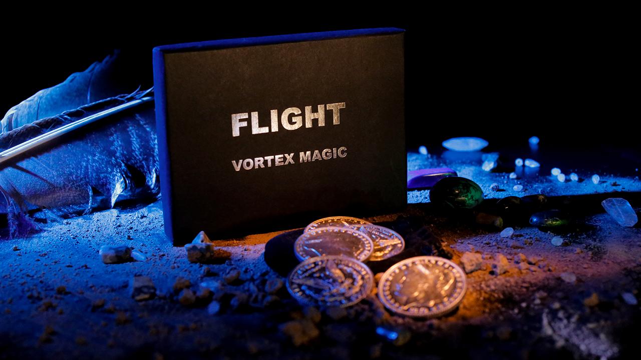 FLIGHT by Michael Afshin & Vortex... MagicWorld Magic Shop