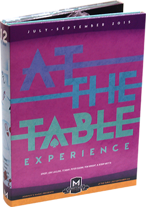 At the Table Live Lecture July-September... MagicWorld Magic Shop