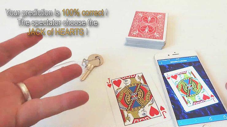 QR Code by Mickael Chatelain -... MagicWorld Magic Shop
