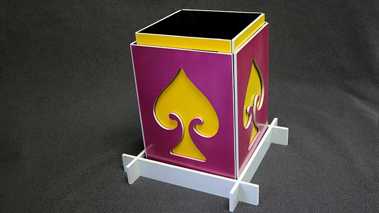 Square Circle Folded (Plastic)... MagicWorld Magic Shop